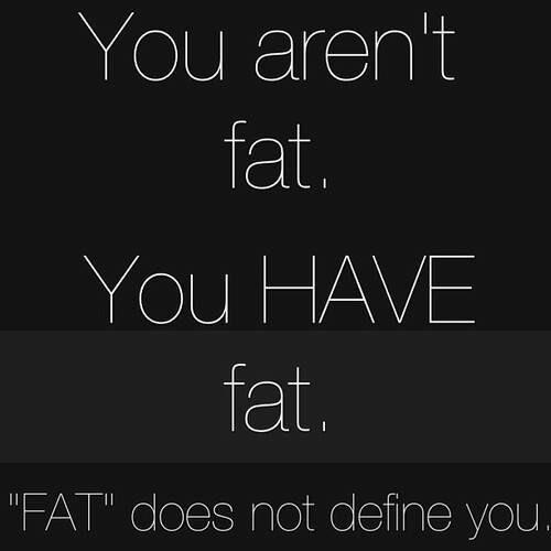more fat