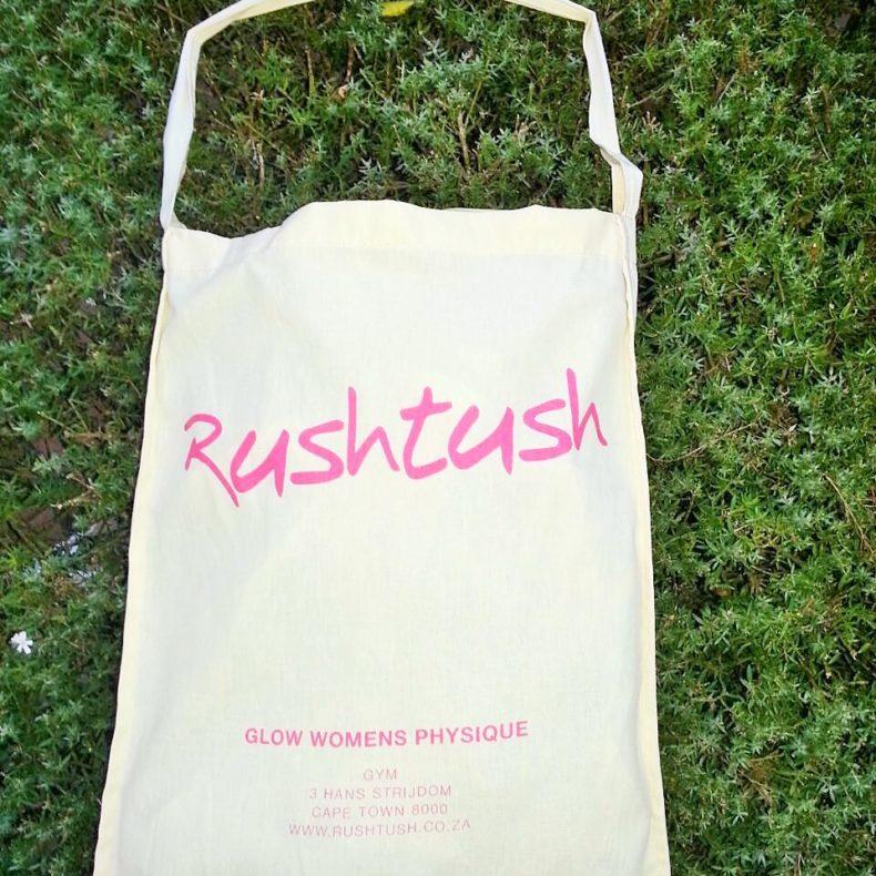 Rushtush tote bag